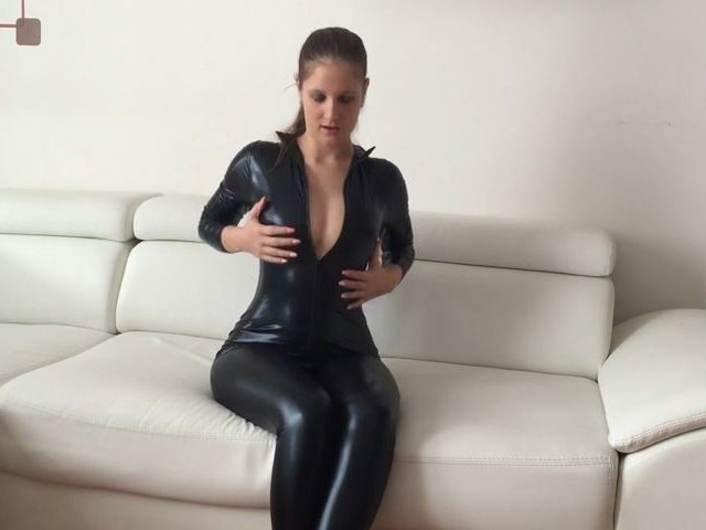 Gefickt in Latex